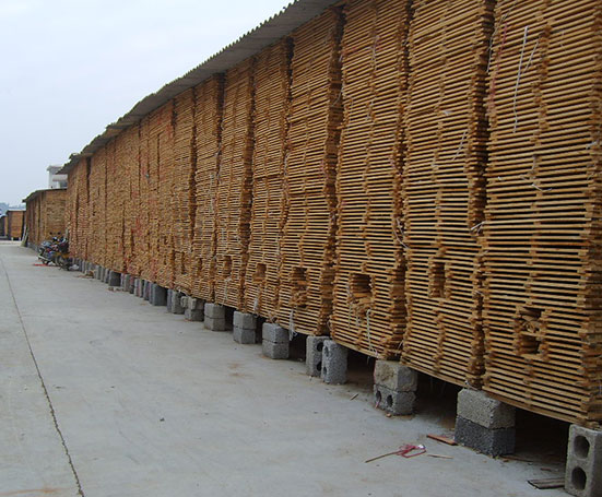 high quality wood material for wooden hanger